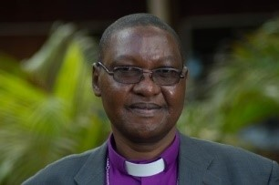 The Rt. Reverend, Julius Karanu