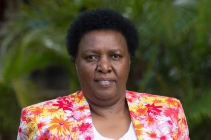 Rev. Canon. Dr. Rosemary Mbogo