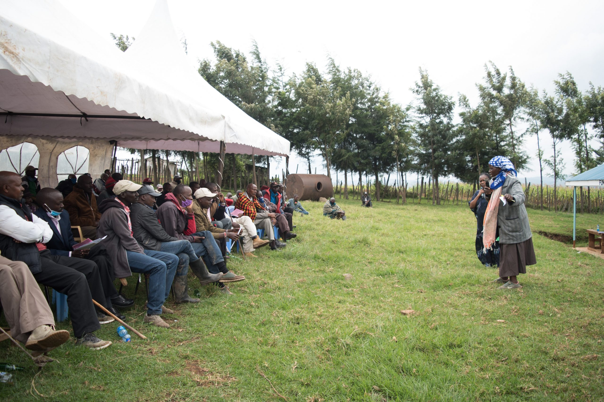 Women Championing Cohesion in Narok South.